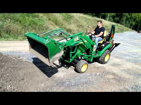 John Deere 1026R Demonstration/ inspection Video!