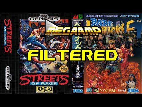 Streets of Rage (Bare Knuckle) - Full OST [Mega Amp 2.0, Filtered]