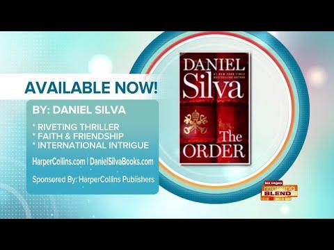 New Thriller From Daniel Silva,