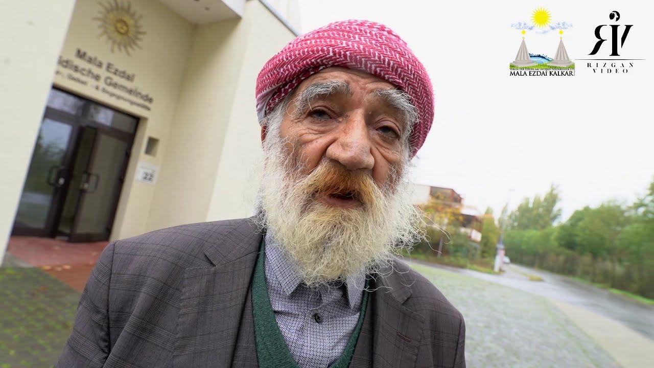 Qewlbêjê Êzdîya Shêx Osman li Mala Ezdaî Kalkar