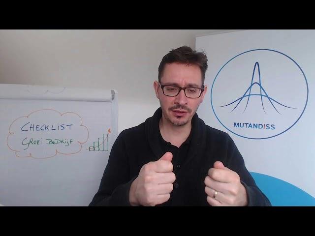 Checklist groeibedrijf