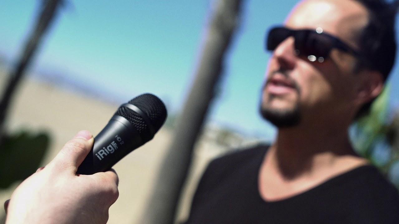 IK Multimedia iRig Pre HD Interview - YouTube