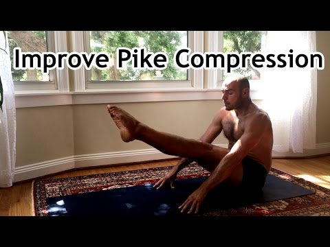 How to Improve Active Pike Compression with Antranik