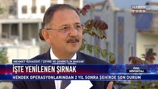 Özel Röportaj - 19 Nisan 2018 (Çevre ve Şehircilik Bakanı Mehmet Özhaseki)