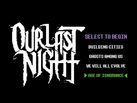 """8-Bit Instrumental Cover: """"Fate"""" — Our Last Night"""