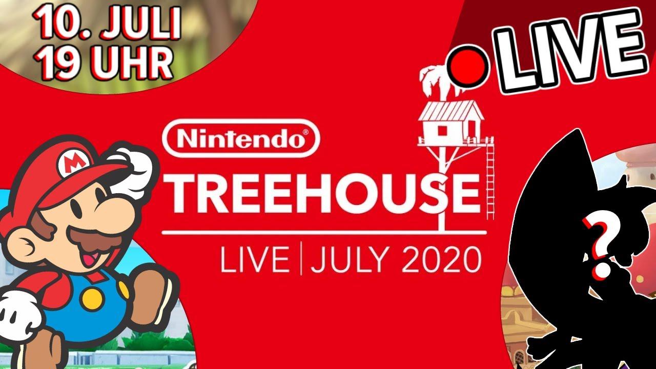 Nintendo Treehouse - Ganz großes UFF - Live Reaction