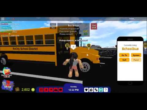 HOW TO SPAWN A BUS IN ROCITIZENS!!!!!