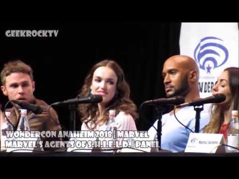 🎯 Season Finale Teaser | WonderCon 2018 | Marvel's Agents of S.H.I.E.L.D. | Panel