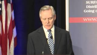 Surface Navy Association - Secretary of the Navy Ray Mabus