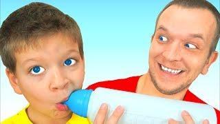 Canción de Cuna para Dormir Bebes - Canción Infantil   Canciones Infantiles con Max