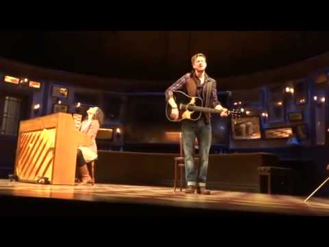 Falling Slowly Reprise Once The Musical Youtube