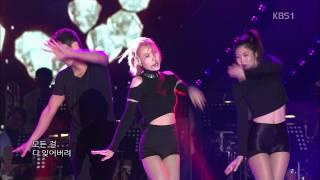 131013 Sunmi - 24hours @ Open Concert [1080P]