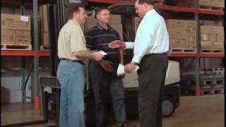 Crown DP TrainSafe Forklift Train-the-Trainer Program