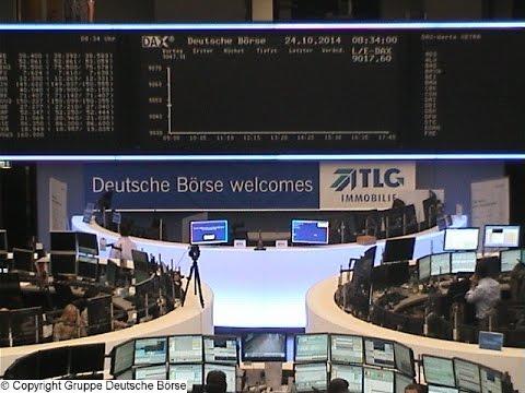 Börsengang (IPO) der TLG Immobilien AG | Börse Frankfurt