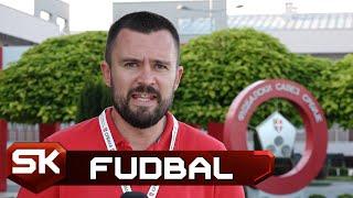 Javljanje Dragana Čiče   Srbija - Portugalija   SPORT KLUB FUDBAL