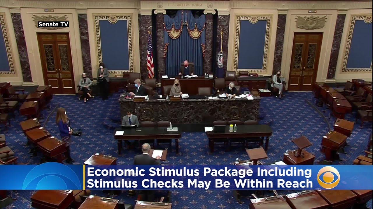 An Economic Stimulus Package May Be Within Reach