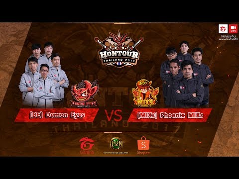[CH.1] HTT 2017 Cycle 2 Presented by Shopee : Playoffs round 3