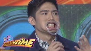 It's Showtime Cash-Ya: Robi receives his FUNishment