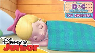 Doc McStuffins | Health Check: Sleep | Disney Junior Arabia