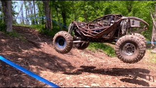 OUTLAW OFFROAD RACING SERIES DRIVERS BATTLE IT OUT ON HILL 2