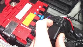 How To - Fix BMW IBS NO START 2008 BMW Intelligent battery sensor