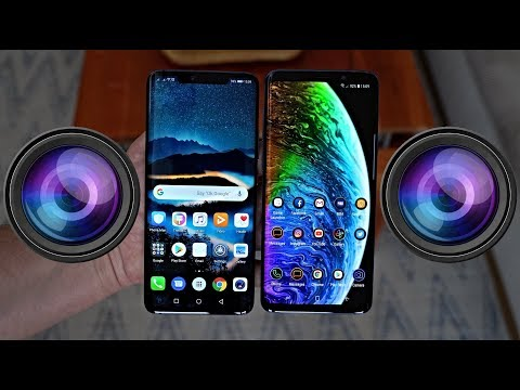 Huawei Mate 20 Pro vs Samsung Galaxy S9 Plus - The Most Detailed Comparison!