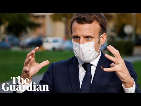 Coronavirus: European leaders tighten measures as WHO warns of pandemic juncture