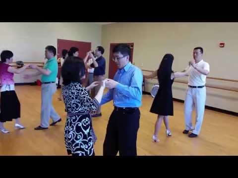 Rumba, group class. Dance center in Memphis Tn
