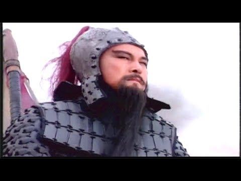 Guan Yu Slays Yan Liang and Wen Chou Romance Of The Three Kingdoms 1994