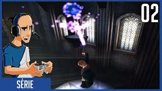 Harry Potter e o Prisioneiro de Azkaban - Aula Lupin  # 2 [Português]