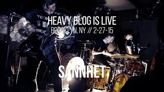 Sannhet: Live in Brooklyn, NY 2-27-15 (FULL SET)