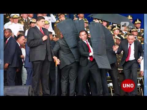 Top Secret: El desmayo que pocos advirtieron en el 'ataque' a Maduro