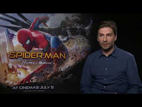 Interview with Jon Watts | Spider-Man:...