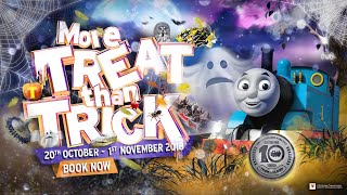 More Treat than Trick 2018 - Drayton Manor Park