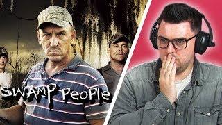 Irish People Watch Swamp People