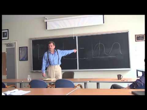 MMT-MCT Fields Institute Seminar: Michael Hudson