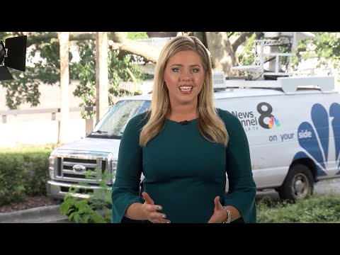 A viewer's email helped a TV news reporter in Tampa, Florida, learn she had cancer
