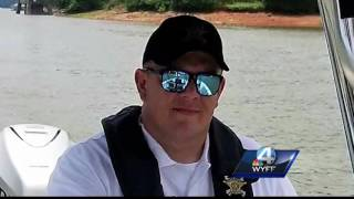 The funeral for Anderson County Deputy Devin Hodges held at the Civic Center in Anderson