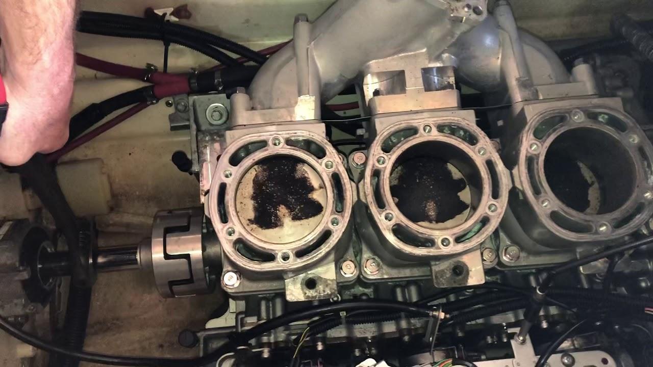 Yamaha GP1300R Engine/Jet-drive Ceased quick Check