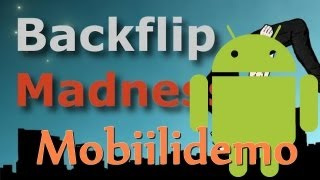 Mobiilidemo - Backflip Madness