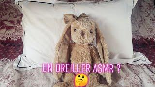 [ASMR] Wopilo ; l'oreiller asmr friendly ? 🤔