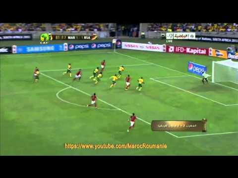 Maroc 2-2 Afrique du sud _ Morocco 2-2 South Africa