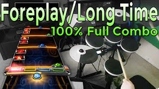 Boston - Foreplay/Long Time 100% FC (Expert Pro Drums RB4)