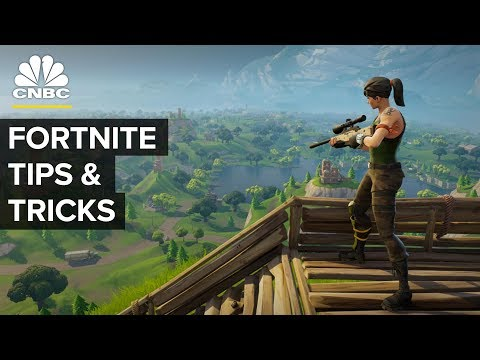 Fortnite Tips From Top Players: How To Master The Hottest Game On The Internet | CNBC