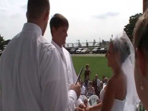 Download Michael Jurgens / Laura Henigan Wedding Vows -  Laura Jumps the Gun!