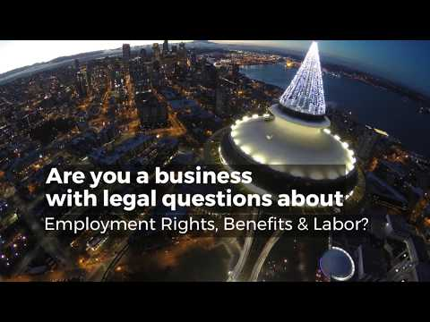 Employment Rights, Benefits & Labor - Legal Services for Businesses