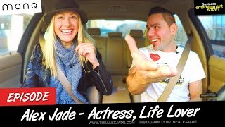 Entrepreneur Interview - Hero & Actress Alex Jade on Business Entertainment Show ( Uber Experiment)