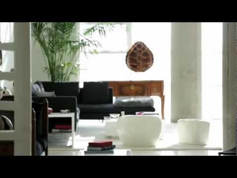 Interior Design —Eclectic, Bright & Refined Toronto Loft