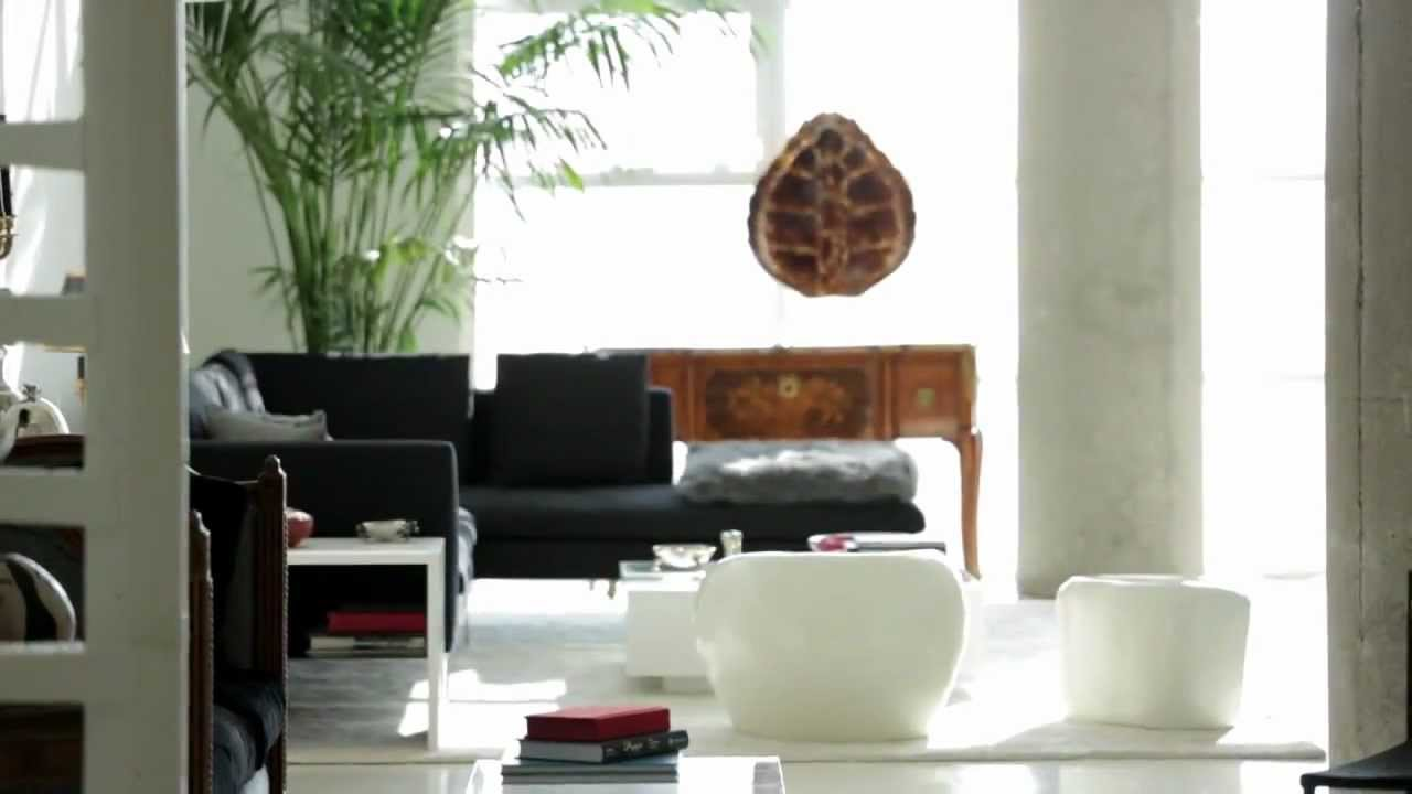 Interior design eclectic bright refined toronto loft youtube