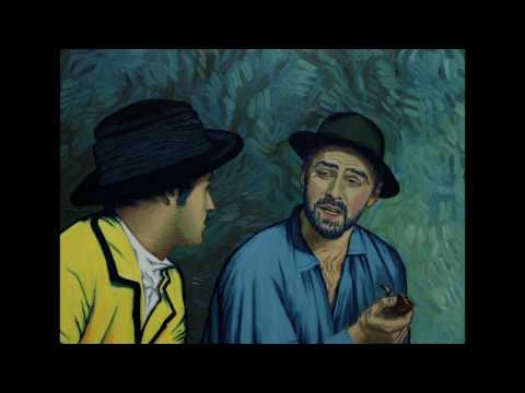 Full Trailer for 'Loving Vincent,' a Feature-Length Film Animated by 62,450 Oil Paintings | Colossal